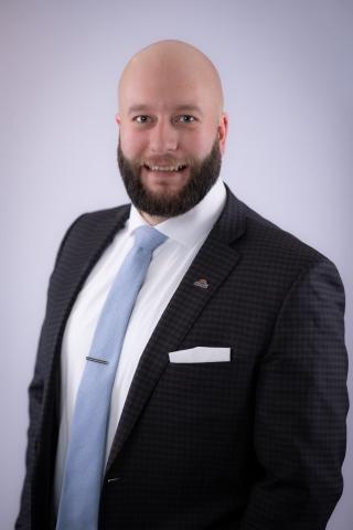 Deputy Mayor Andrew LeBlanc