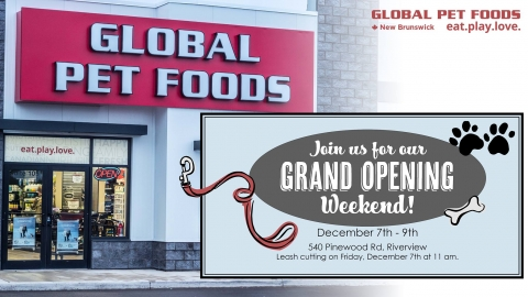 Global Pet Foods Riverview location