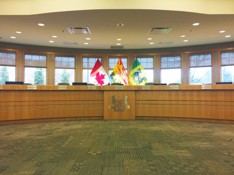 Riverview Council Chambers